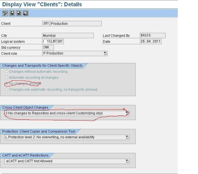 SAP Basis Tutorials: How to open the client in SAP system?