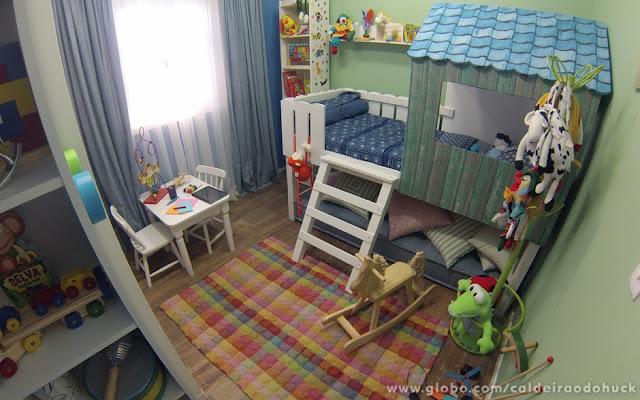 quarto criança-menino