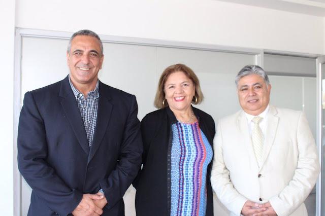 Periodistas del Maule dialogaron con Intendente sobre ejercicio de la profesión