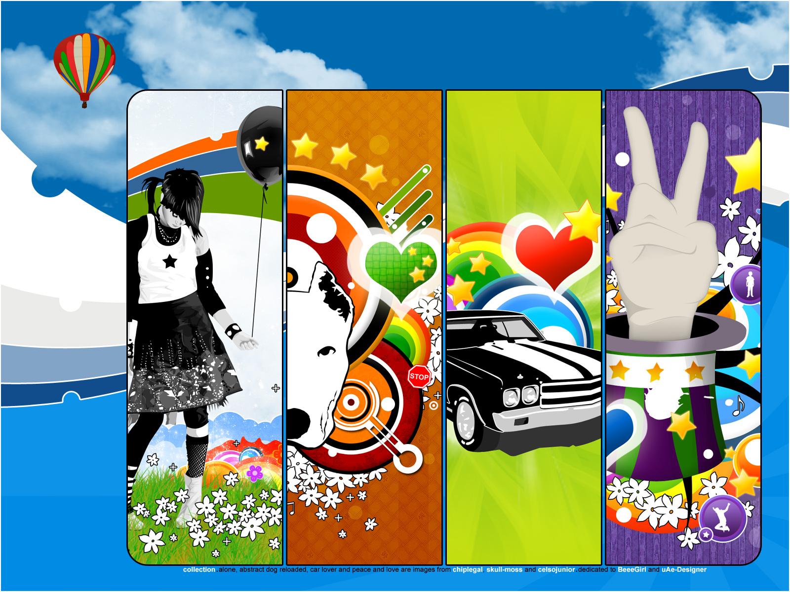 Publicidad Imagenes Abstractas: Imagenes, Fondos De Pantallas Y Variedades : Fondo HD