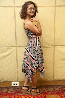 Actress Aditi Myakal Looks gorgeous in Sleeveless Deep Neck Top at Ami Tumi success meet ~  Exclusive 029.JPG