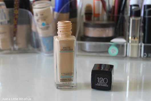Review: Maybelline FitME Matte + Poreless Foundation