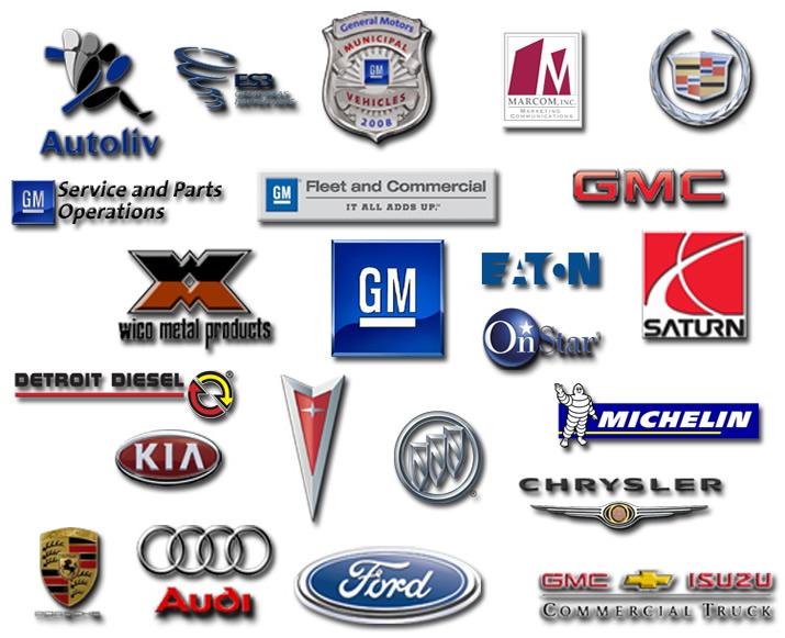Famous Car Company Logos