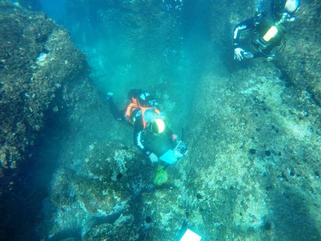 Βρέθηκαν ίχνη του αρχαίου ελληνικού λιμανιού της Νάπολης