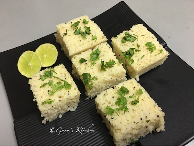 rava dhokla recipe | instant semolina dhokla recipe | sooji dhokla recipe | how to make rava dhokla in microwave