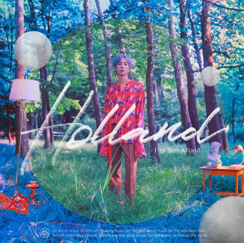 Holland – I'm Not Afraid – Single