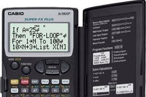 Casio fx 5800p Surveying Program