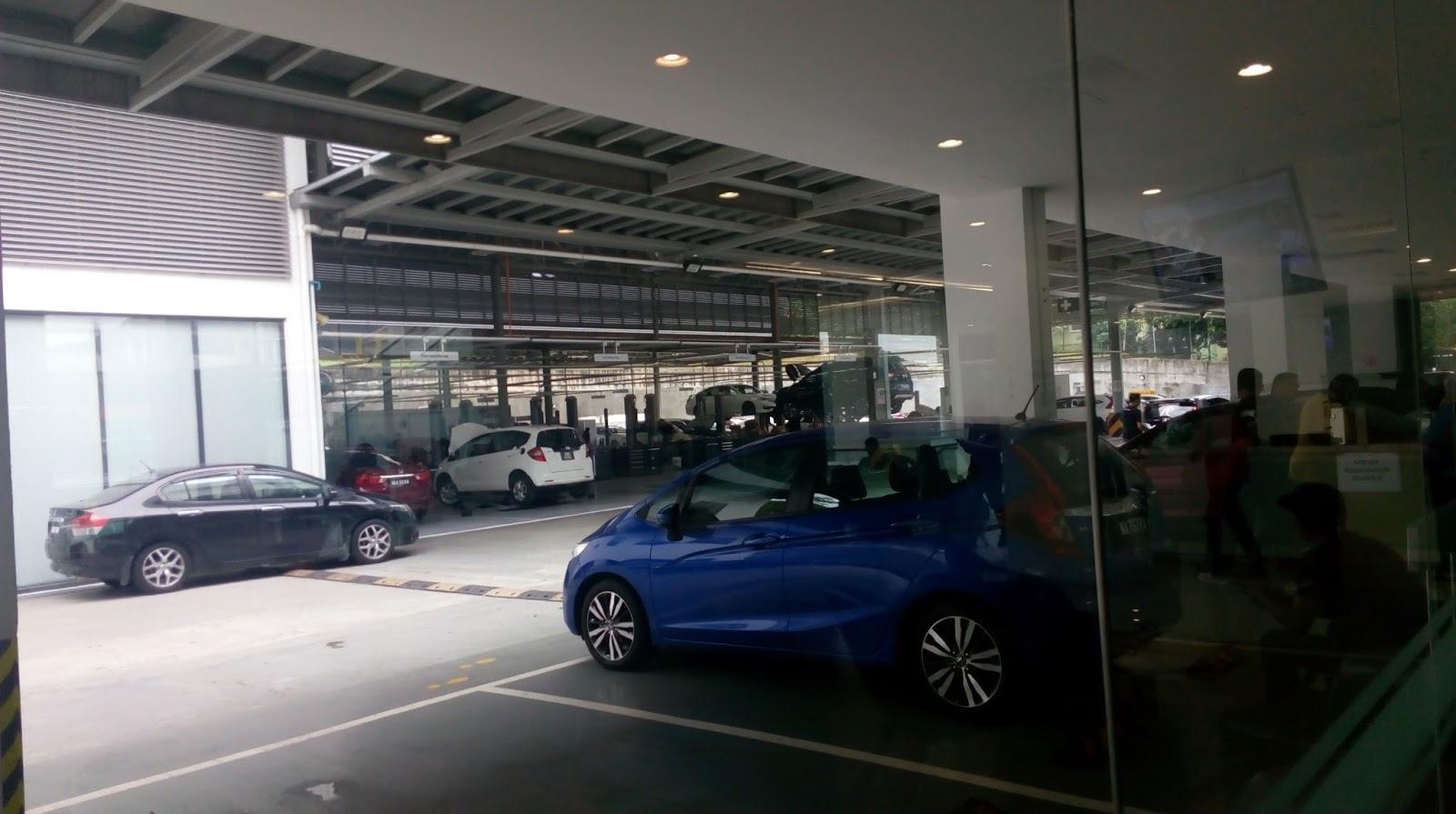 Honda Car Service Center Melaka