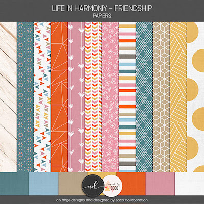 Life in Harmony - Friendship