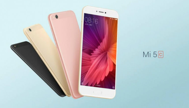 Harga Hp Xiaomi Mi 5C Murah Baru dan Bekas Terbaru