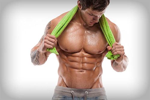 Cơ bụng 6 múi V- cut chuẩn với bài tập bụng dưới và cơ liên sườn