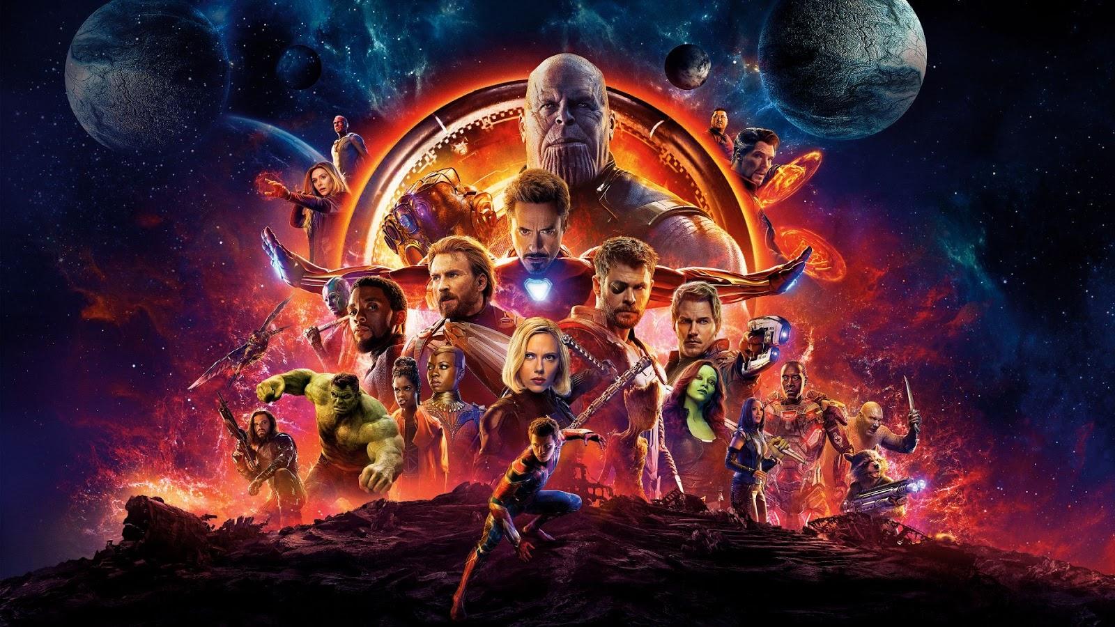 News blog: Avengers: Infinity War (2018) HINDI AUDIO TRACK