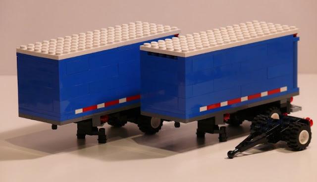 box truk lego mainan