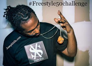 New Video: Joseph Bills – 50 Challenge Freestyle