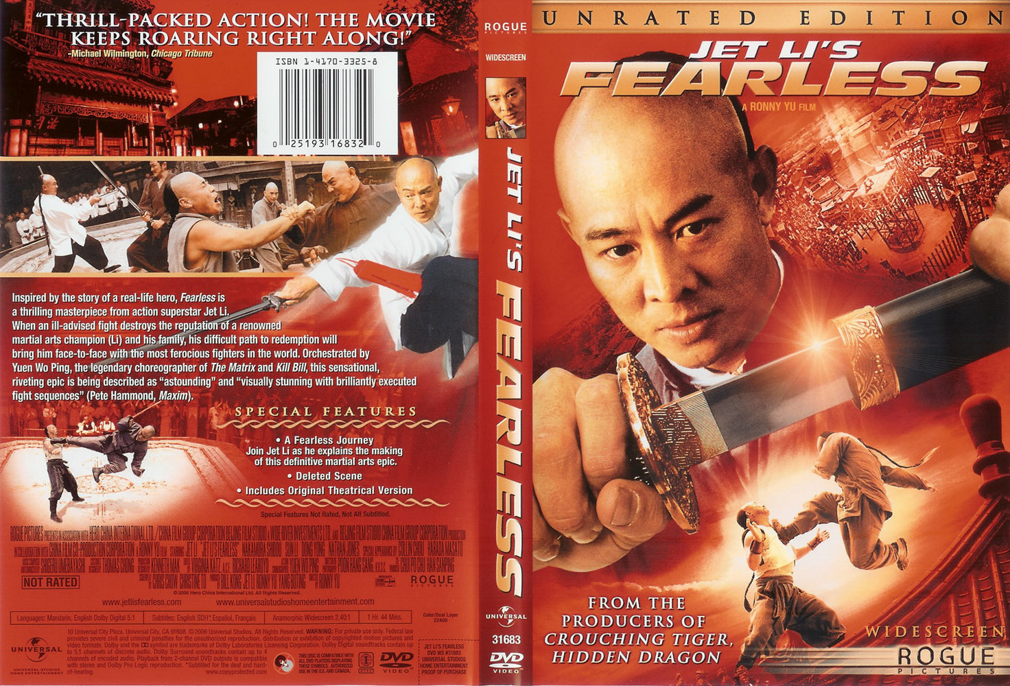Jet li tai chi master full movie download.