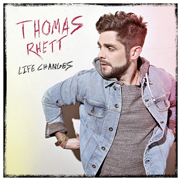 Thomas Rhett Earns First No. 1 Album on Billboard 200 Chart