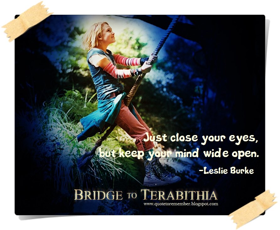 bridge to terabithia leslies scuba diving essay