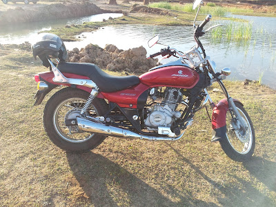 Review Of Bajaj Avenger 150 Street