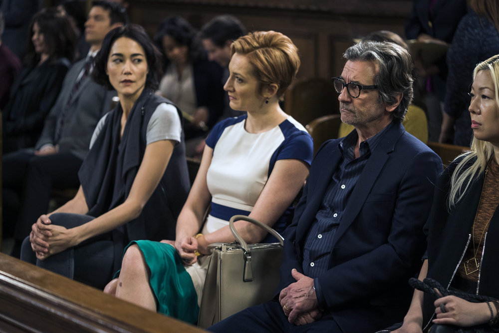 """All Things Law And Order: Law & Order SVU """"Fashionable Crimes"""" Photos"""