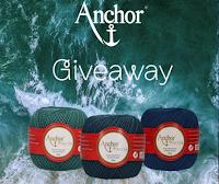 Logo Anchor Crafts: vinci gratis 6 Gomitoli di Anchor Freccia !