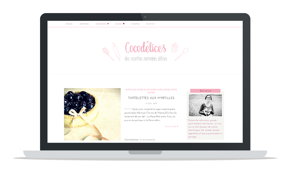 Design : Cocodélices