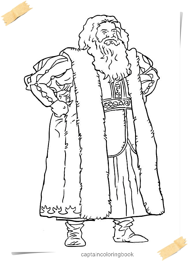 Narnia Coloring Pages - Coloring Page