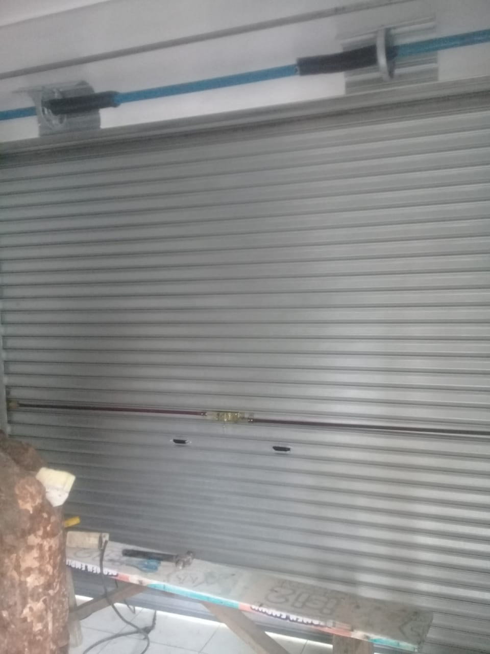 fabrikasi rolling door Subang