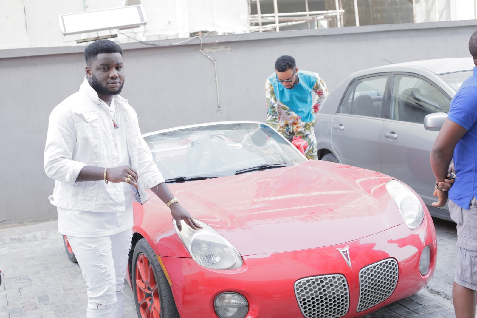 Behind The Scenes) Major Matt ft Samklef x DJ Shabsy - Jobi Okoto