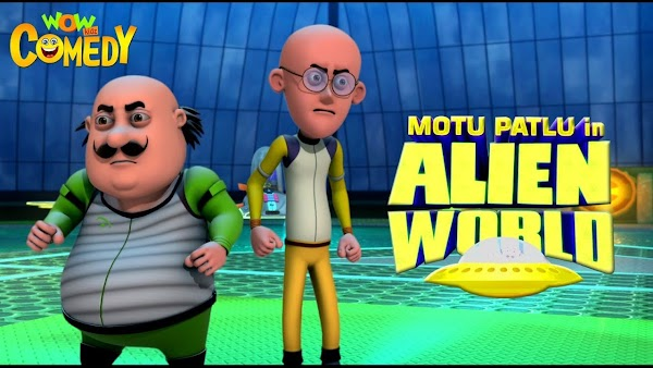 MOTU PATLU IN ALIEN WORLD TAMIL-720P (990MB) FIRST ON NET