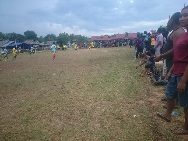 Turnamen Sepak Bola Mini Antar RT Diikuti 25 Klub