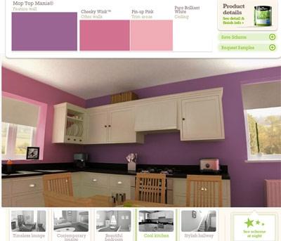 Il colore perfetto per le pareti di casa tua genesimm re for Divano rosso abbinamenti