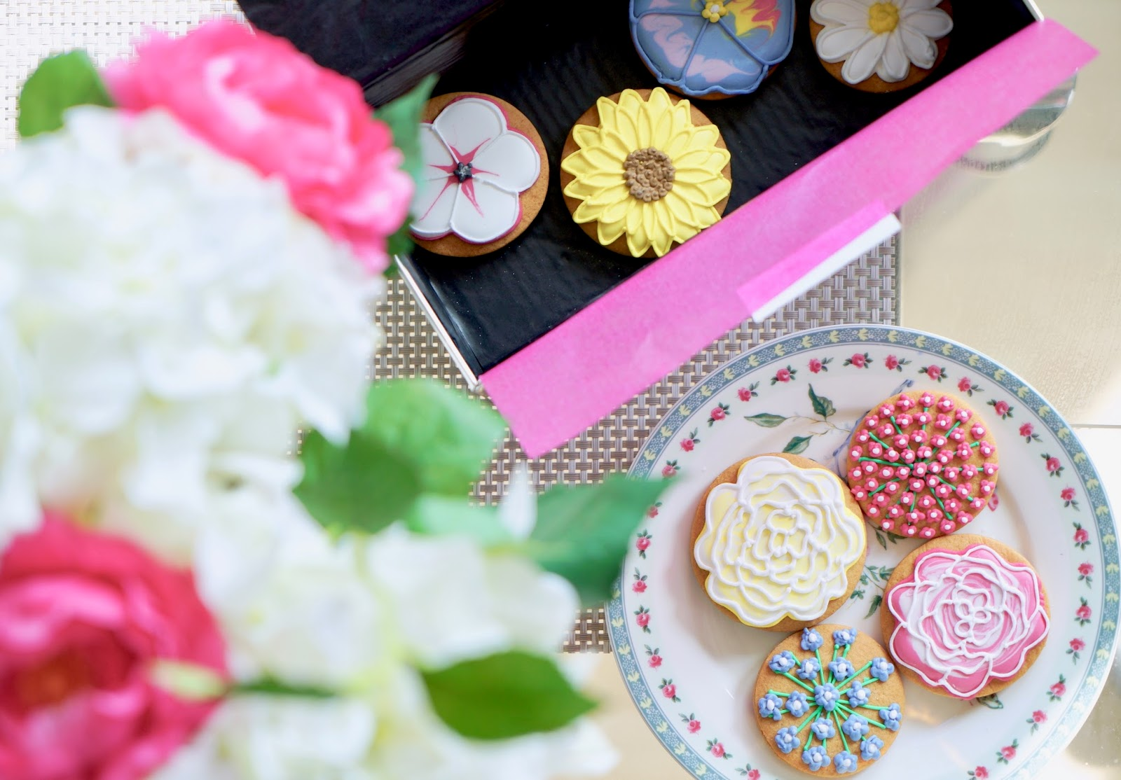BISCUITEER'S HANDMADE BISCUITS FOR MOTHER'S DAY