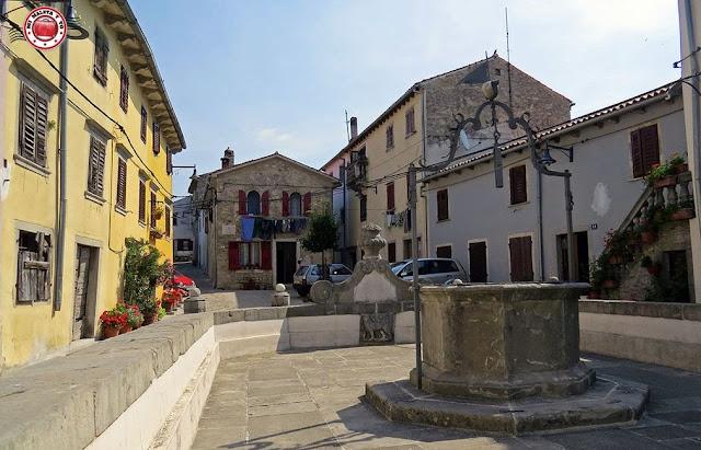Buzet, Istria, Croacia