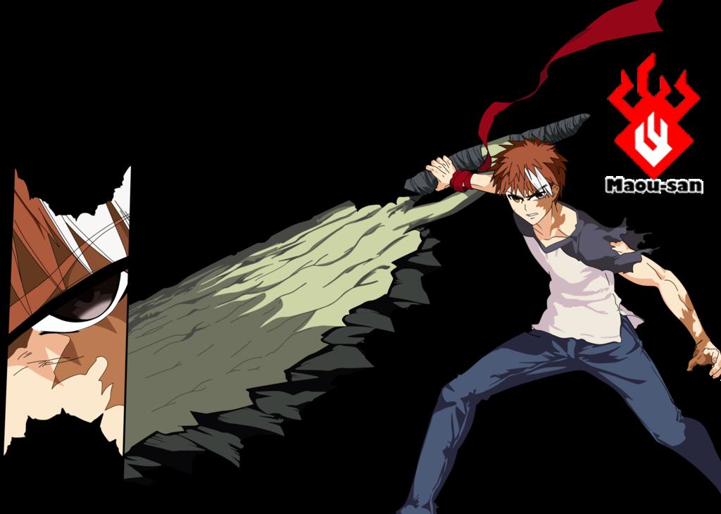 Bad Ass Shirou Fate Kaleid Prisma Illya 3rei