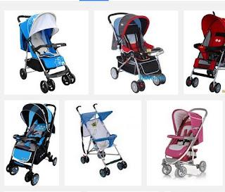 Xe đẩy trẻ em - Thế giới xe đẩy trẻ em cho bé