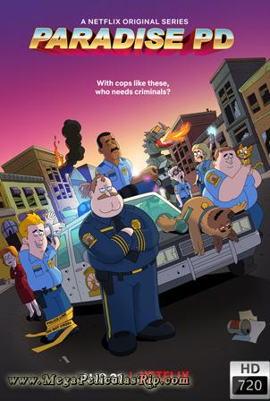 Paradise Police Temporada 1 [720p] [Latino-Ingles] [MEGA]