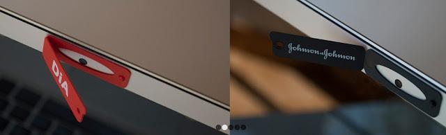 iPATCH seguridad para tu webcam