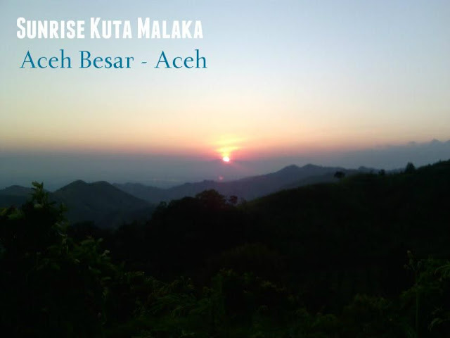 Wisata Puncak Kuta Malaka Aceh Besar