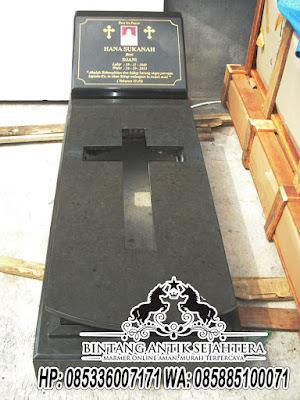 Makam Kristen , Makam Kristen Minimalis, Makam Kristen Modern