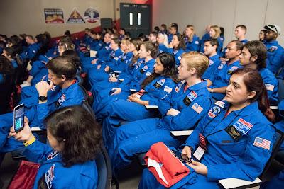 Pengalaman Mengikuti Honeywell Educators at Space Academy di Amerika Syarikat Julai lalu