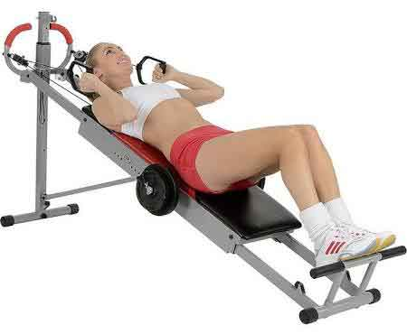 Christopeit Total Exerciser TE 1