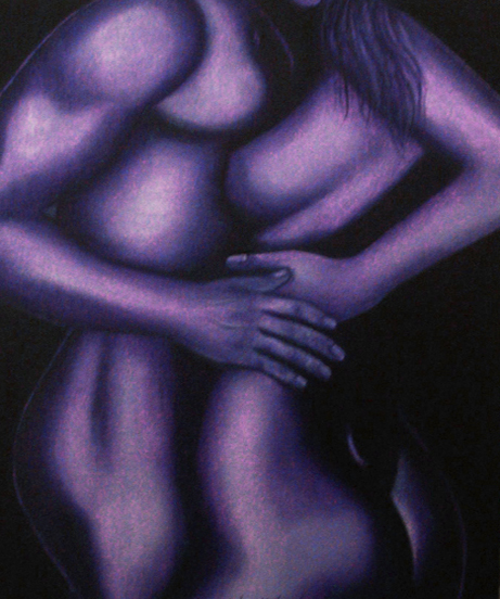 purple passion nude