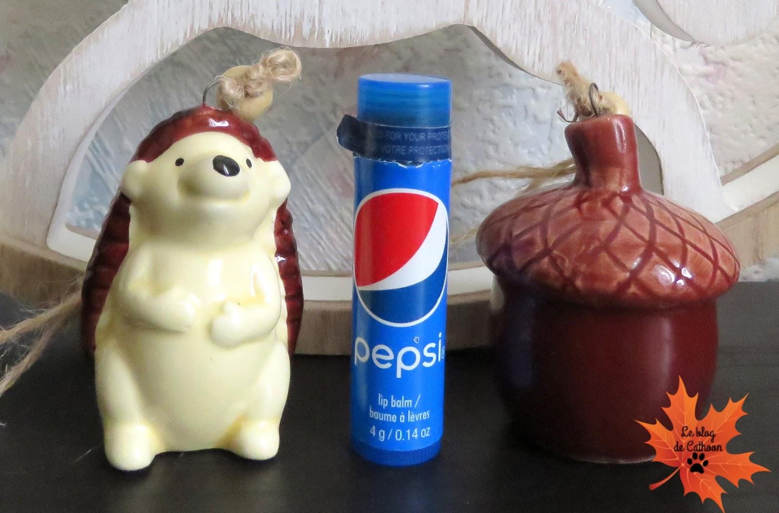 Pepsi - Baume à Lèvres - Lip Smacker