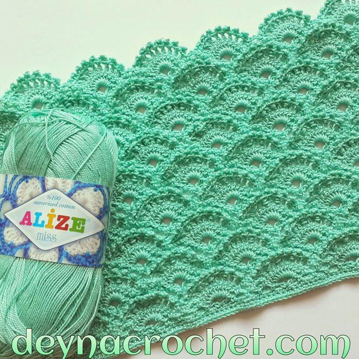 Punto Crochet All Uncinetto.Doda Crochet Punto All Uncinetto Crochet Motiv