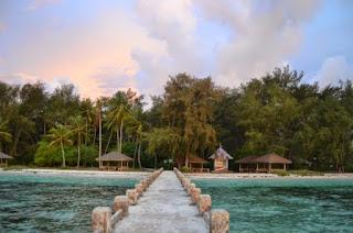 Pulau Hoga