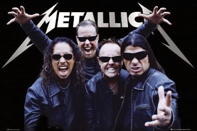 Biografi dan Daftar Album Metallica Terbaru