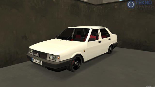 GTA SA Tofaş Araba Modu