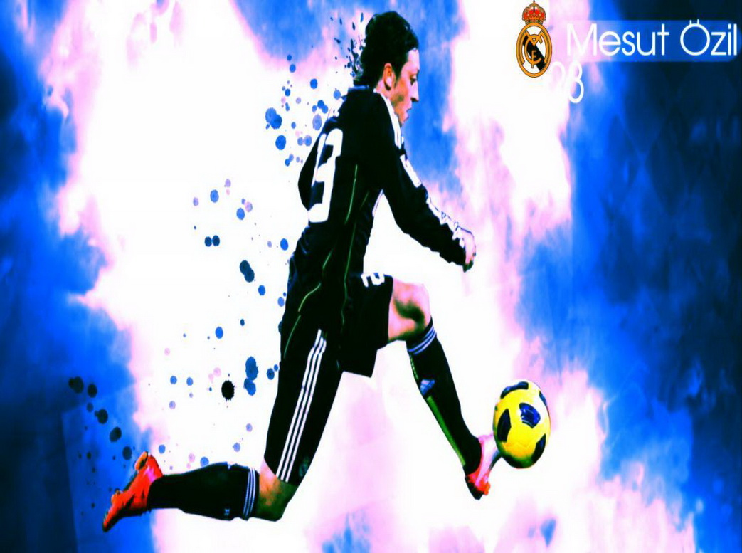 Mesut Ozil HD Wallpapers 2012