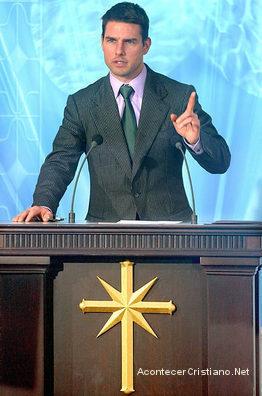 Tom Cruise y la Cienciología