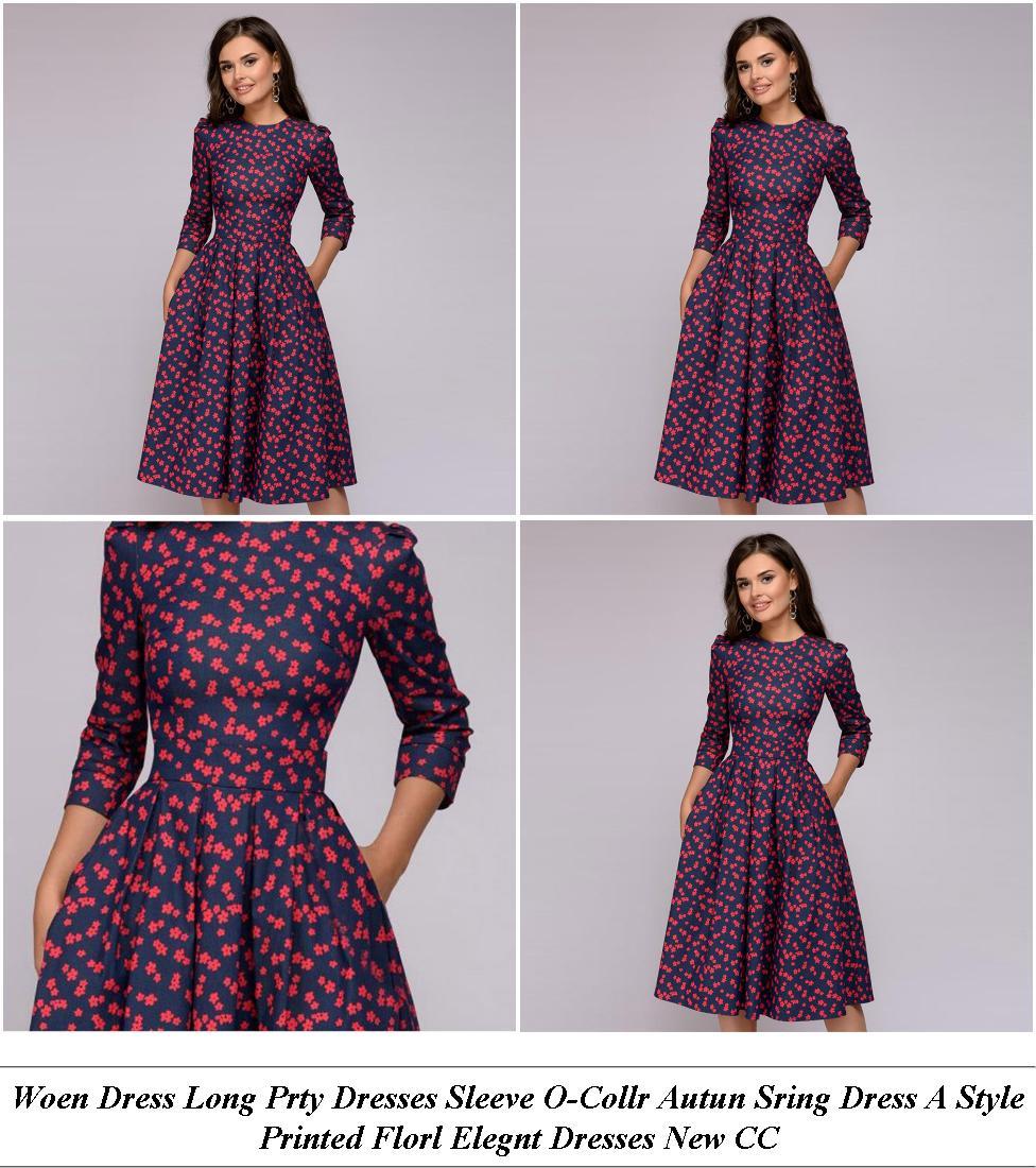 Maxi Dresses For Women - Dress Sale Clearance - Denim Dress - Cheap Online Clothes Shopping